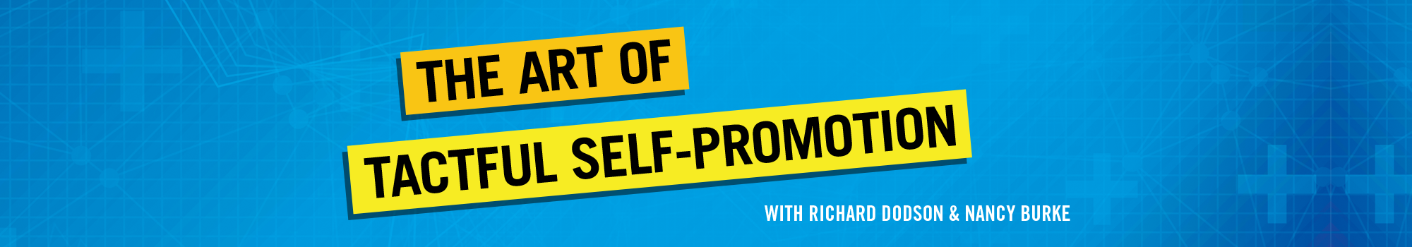 Tactful Self Promotion_Home Page Banner 1